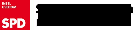 SPD Insel Usedom Logo